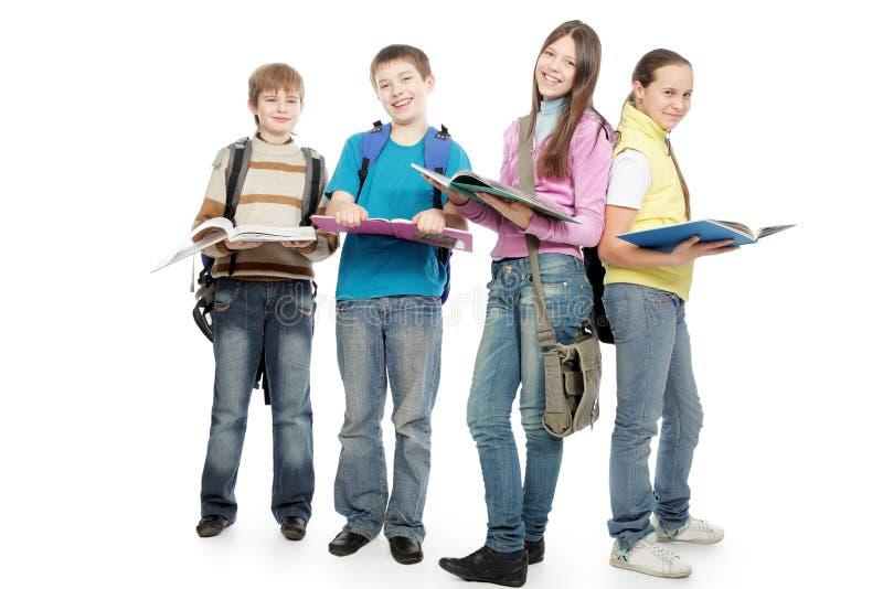 Download School guys stock image. Image of scholar, primary, educate - 12063869
