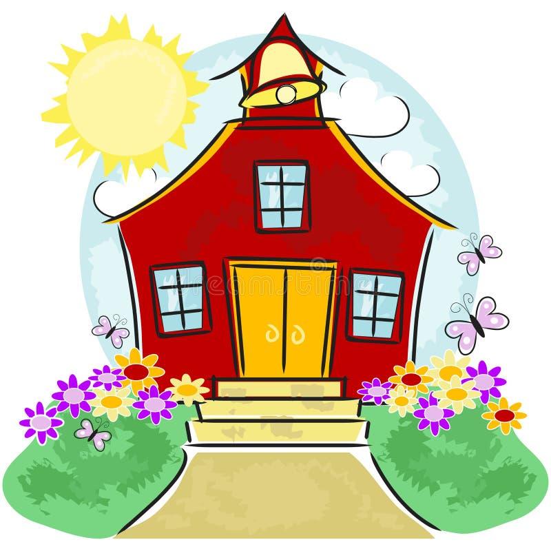 Free School House Stock Photos - 6822253