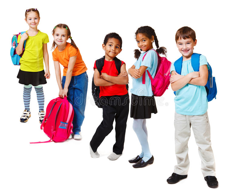 Download School kids stock photo. Image of girl, little, adorable - 22128054