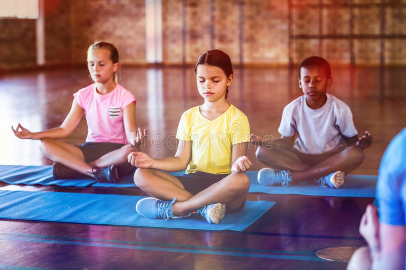 2 744 Kids Yoga Photos Free Royalty Free Stock Photos From Dreamstime