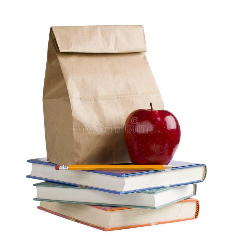 Download School lunch stock image. Image of school, fruit, pupil - 19621297