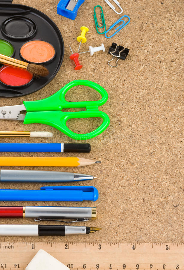 Download School And Office Accessory Stock Photo - Image: 21105248