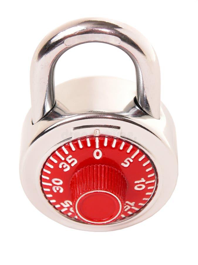 School & Office: Combination Lock stock image