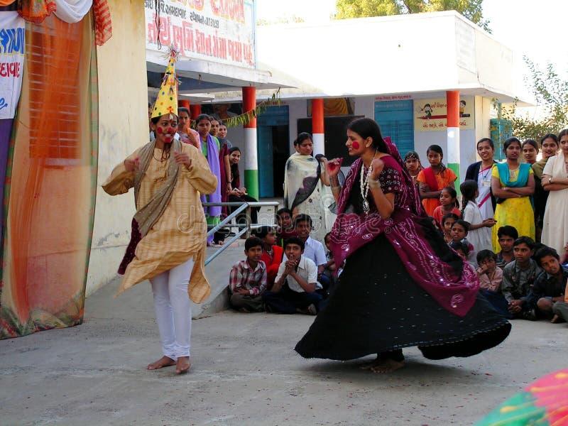 School performances royalty free stock image