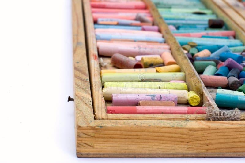 School`s pastel stock images