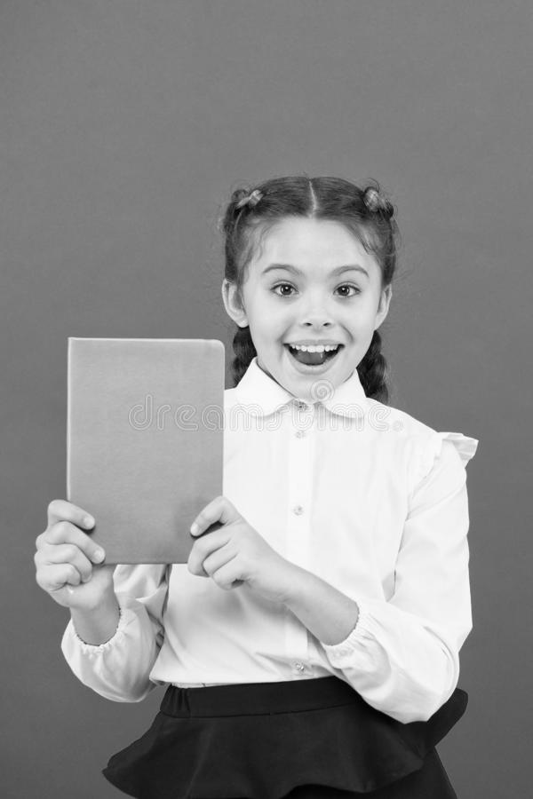 School stationery. Buy cute stationery for fun studying. Girls famous for obsession with stationery. Kid school uniform stock photos