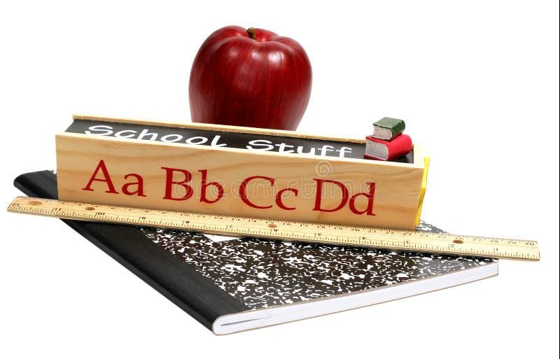 Download School Stuff stock image. Image of ruler, student, classroom - 1225897