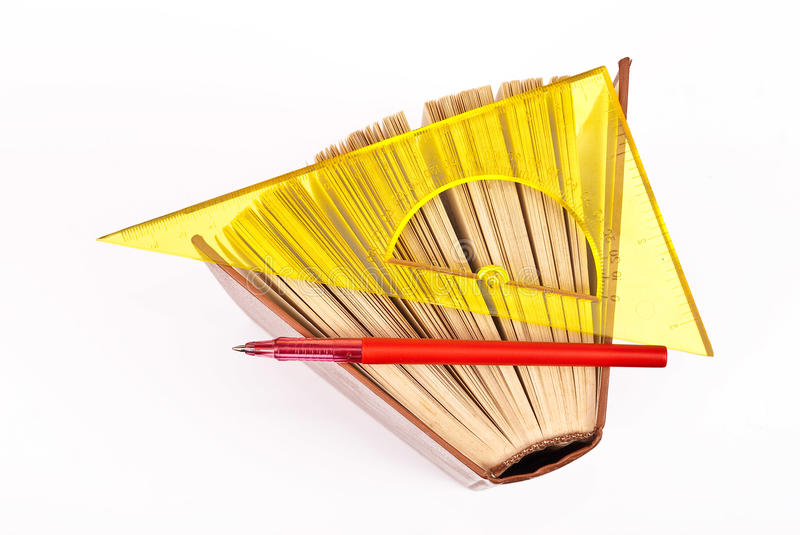 Download School supplies stock photo. Image of class, pencil, book - 14544130