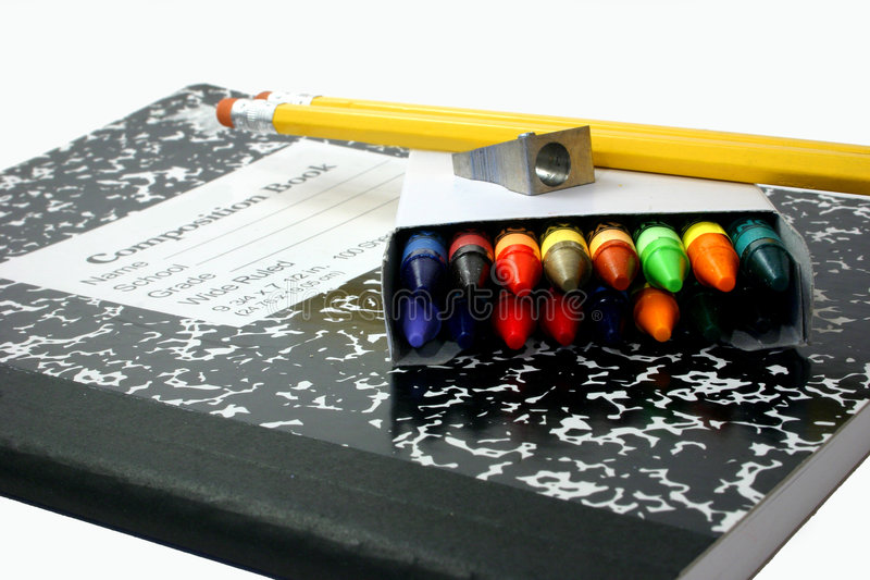 Download School Supplies Stock Images - Image: 214004