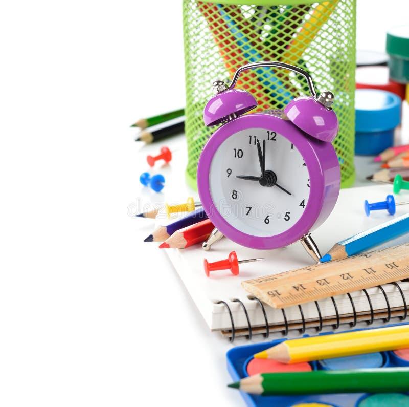 Download School supplies stock photo. Image of various, pencils - 32940518