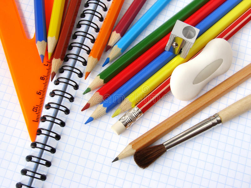 Download School Supply Stock Photos - Image: 10884413