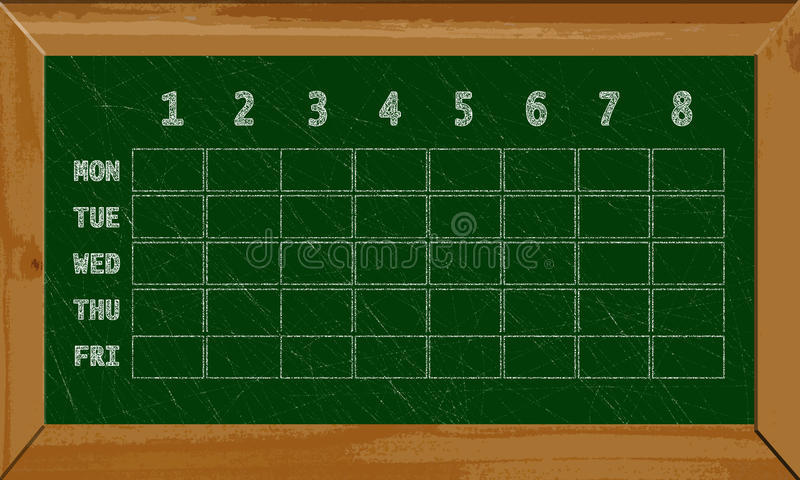 Download School theme banner stock illustration. Image of shade - 33306524
