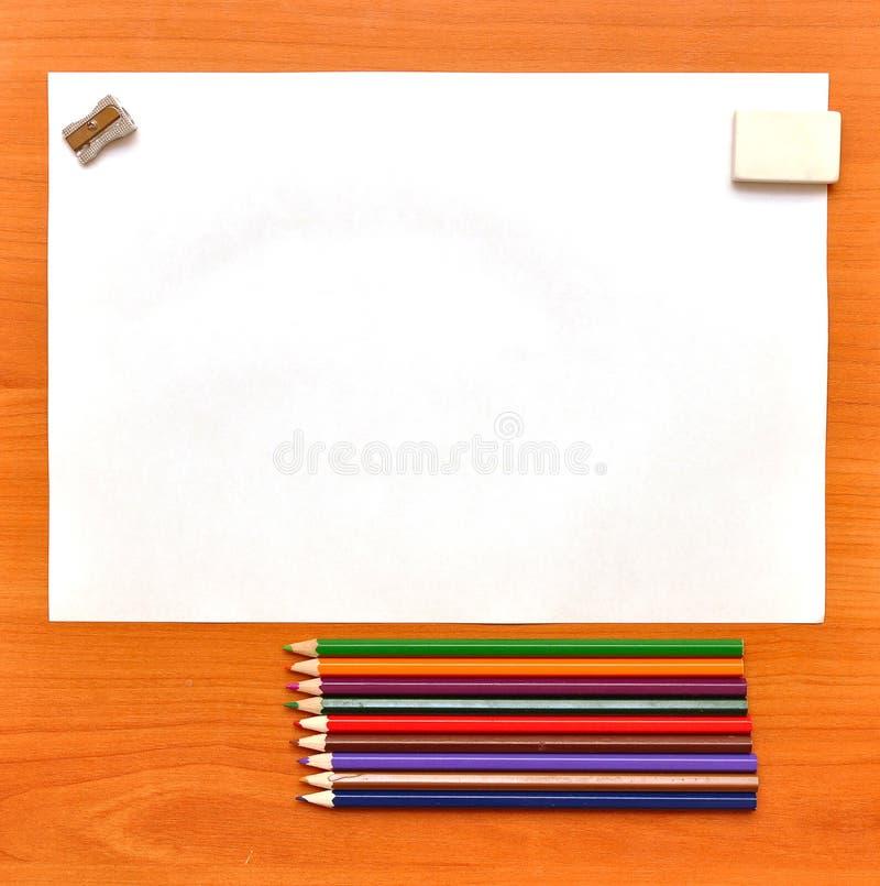 School tools stock photography