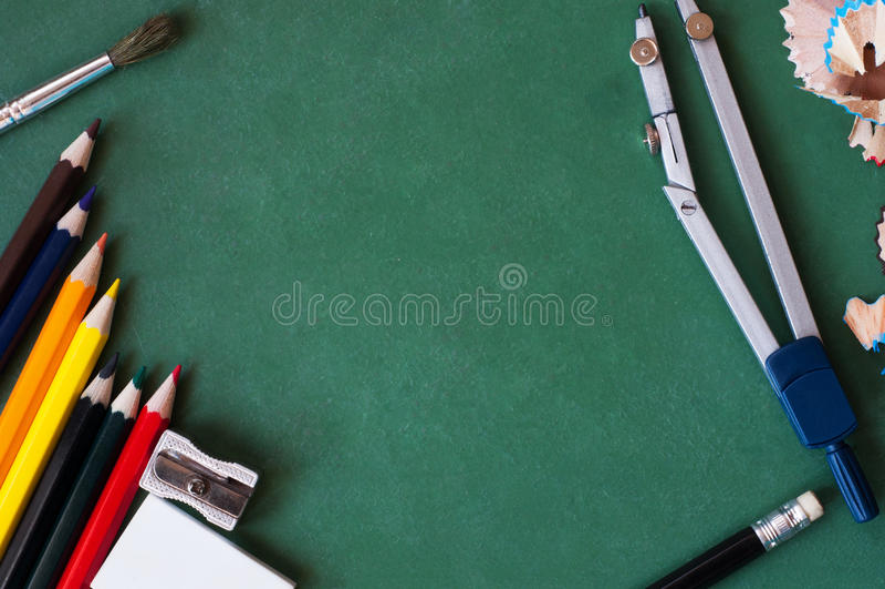 School Tools Stock Images