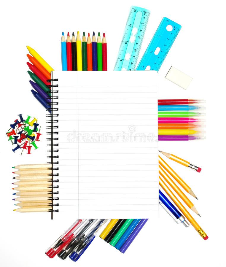 Free School Tools Royalty Free Stock Photography - 19298657