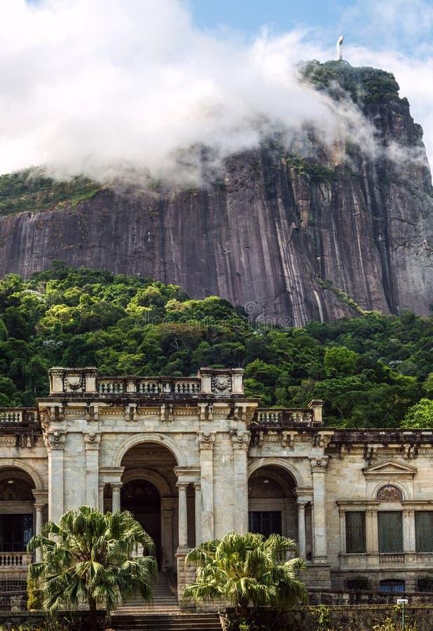 School of Visual Arts of Rio de Janeiro, Brazil royalty free stock photos