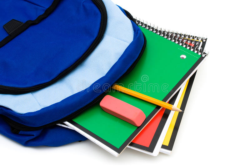 Download School Work stock image. Image of pack, home, empty, class - 14773023