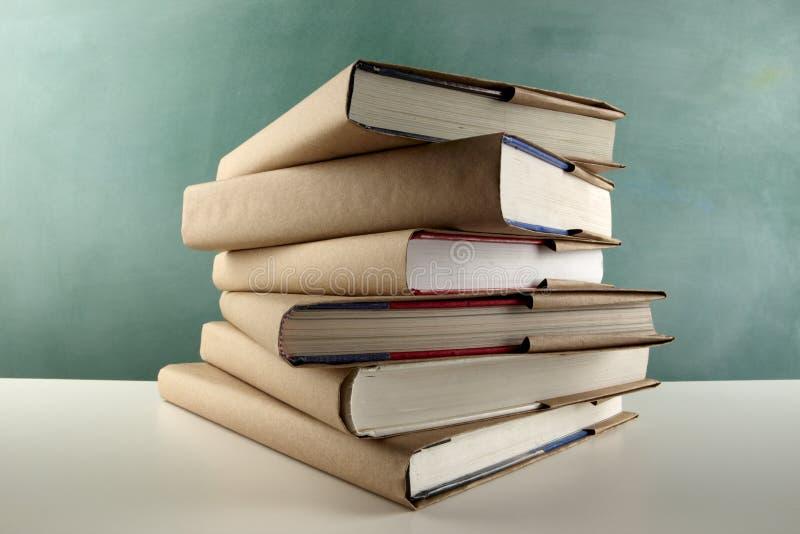 Schoolbook immagine stock