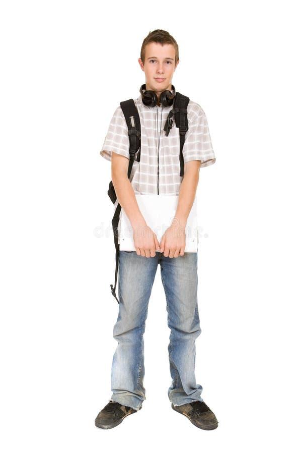 schoolboy arkivbilder