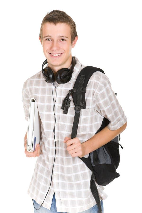 schoolboy fotografering för bildbyråer
