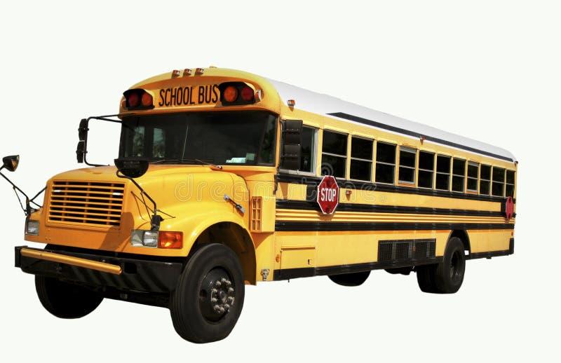 Schoolbus fotografia stock libera da diritti