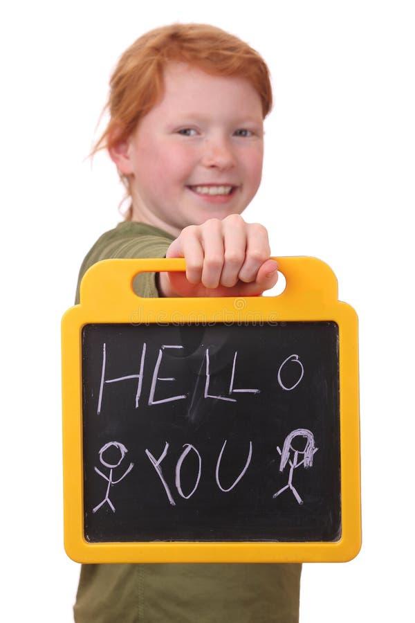 Download Schoolgirl stock photo. Image of girl, classroom, hair - 24469860
