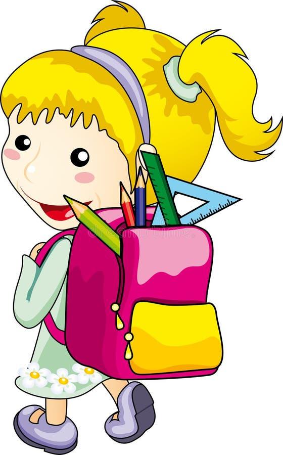 Download Schoolgirl Stock Photo - Image: 25931390