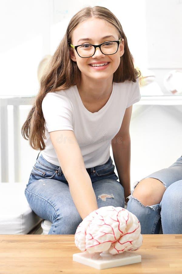 schoolgirl stockbilder