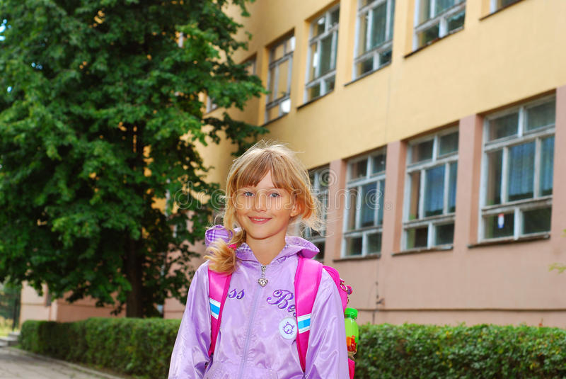 Download Schoolgirl After Lessons Stock Photos - Image: 15955133