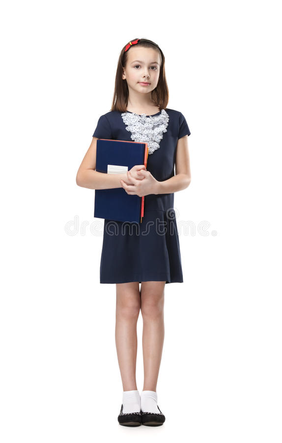 Download Schoolgirlen Bär Henne Böcker Fotografering för Bildbyråer - Bild av flicka, utgångspunkt: 27281327