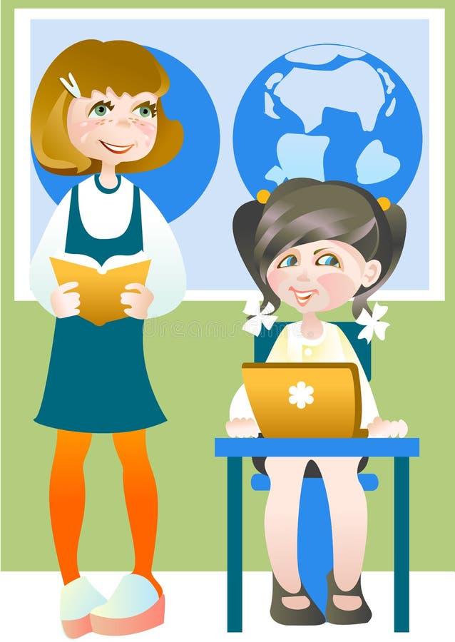 Download Schoolgirls Stock Photography - Image: 10930032