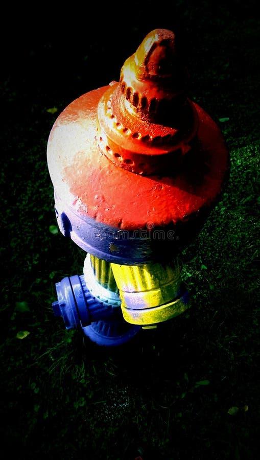 Schoolhydrant royalty-vrije stock afbeelding