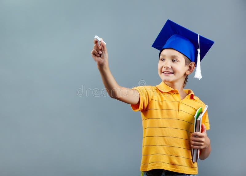 Schoolkind royalty-vrije stock fotografie
