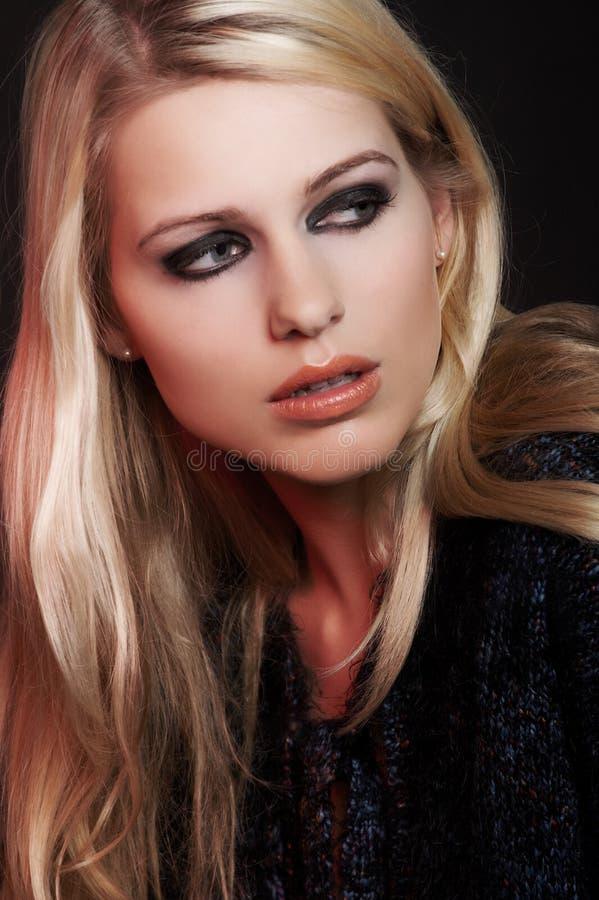 Schoonheid Miriam1. royalty-vrije stock foto's
