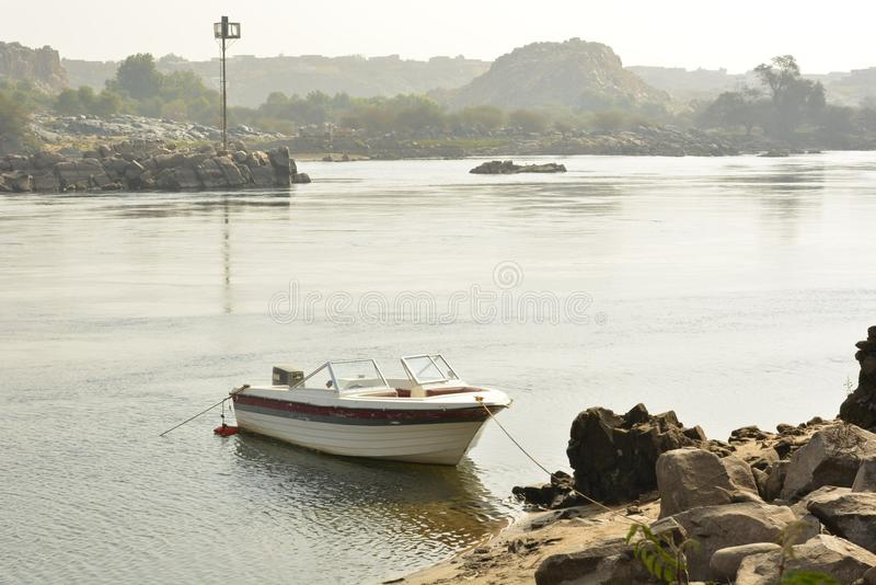Schoonheid van Aswan royalty-vrije stock afbeelding