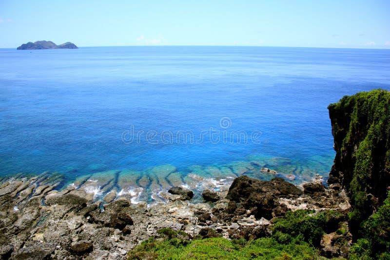 Schoonheid van de oceaan stock fotografie