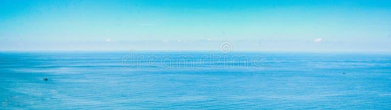 Schoonheid van zeegezicht stock afbeeldingen