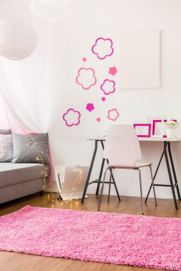 Schoonheidsruimte voor tiener royalty-vrije stock afbeelding