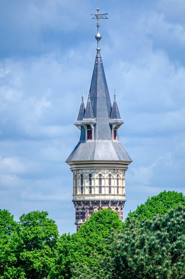 Free Schoonhoven Watertower Stock Photography - 31373142