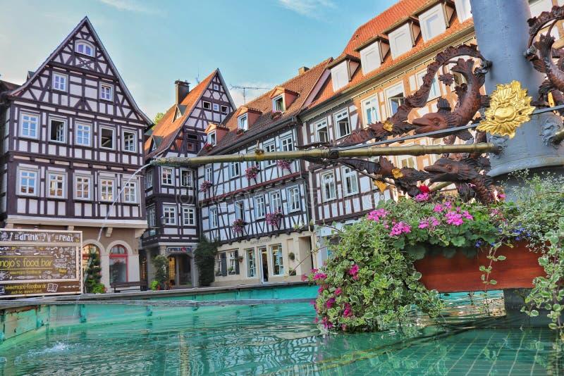 Schorndorf, Alemanha imagens de stock