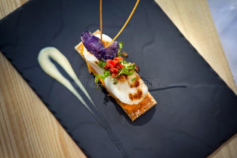 Download Schotel heilige-Jacques stock foto. Afbeelding bestaande uit maaltijd - 54081698