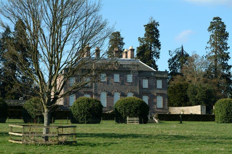 Schotse Manor - Montrose, Schotland Stock Foto