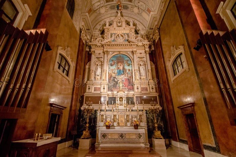 Schottenkirchee w Wiedeń obraz royalty free