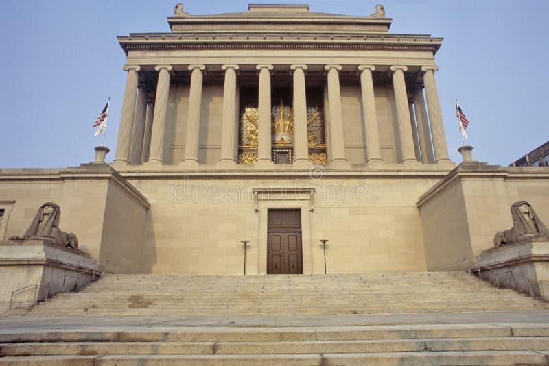 Schottischer Ritus-Tempel, Washington, DC stockbilder