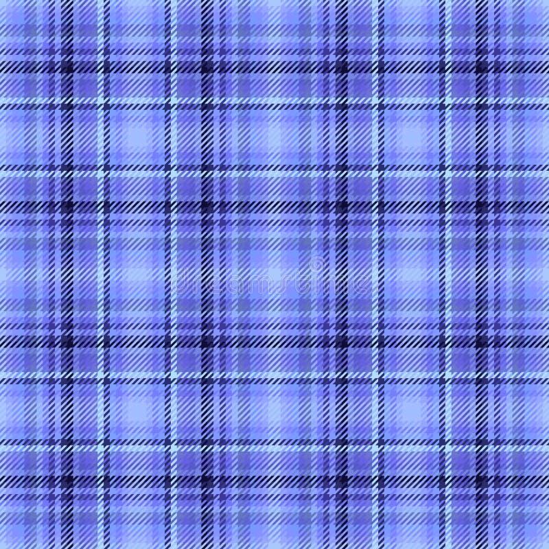 Schottischer Schottenstoffstoff des Gewebeplaids nahtloses Schottland vektor abbildung