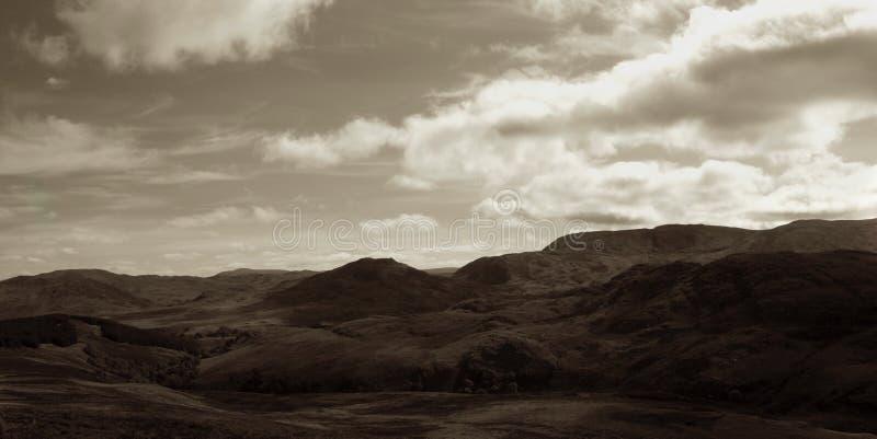 Schottland fotografia stock libera da diritti