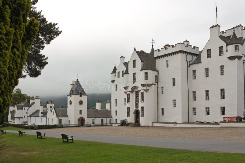 Schottland, Blair-Schloss lizenzfreie stockfotografie