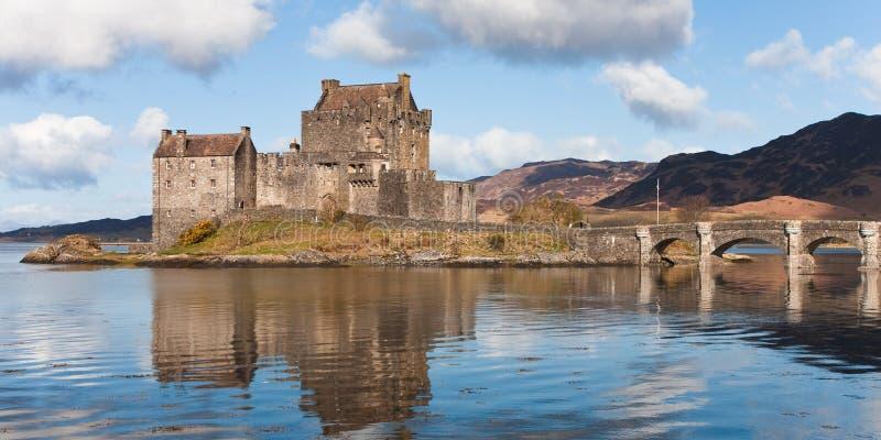Schottland: Eilean Donan Schloss lizenzfreies stockfoto
