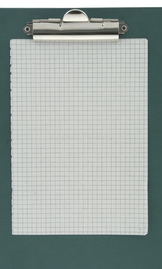 schowka kawałek papieru do kwadratu utknąć zdjęcie royalty free