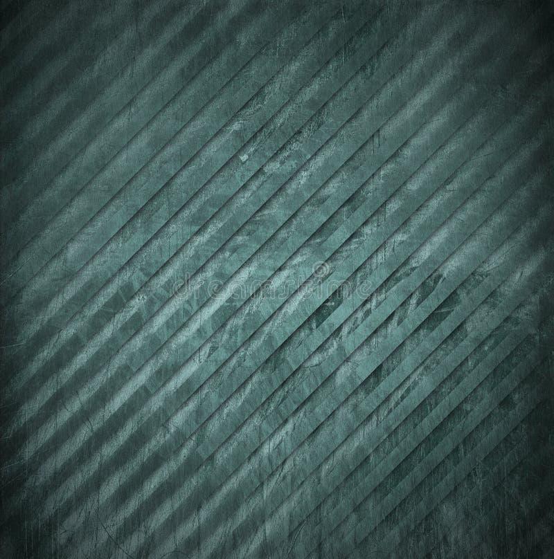 Schrägstreifen-Schmutz-Hintergrund stock abbildung